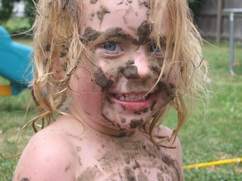 indy,mud,mess