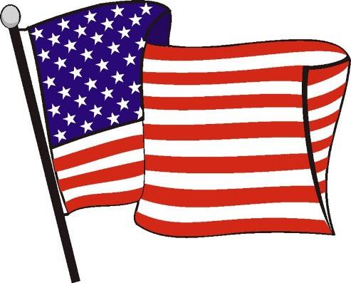 Imagenes De La Bandera De Estados Unidos Para Colorear
