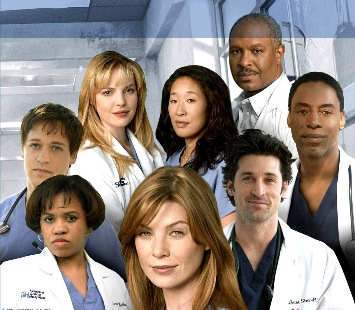 mars 25, 2013} Grey's Anatomy