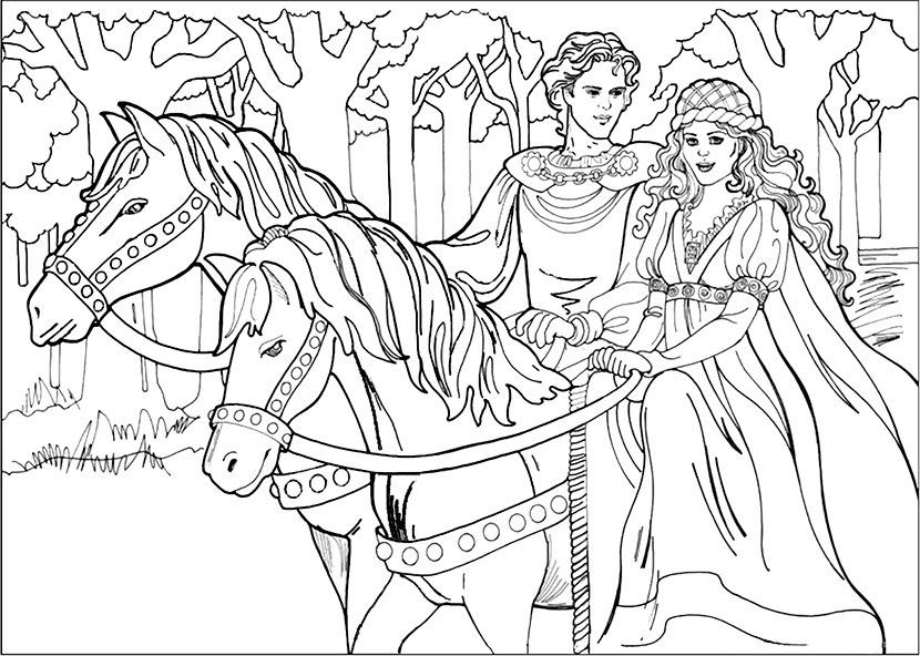 Malvorlagen Kostenlos Pferde 15 | Malvorlagen Kostenlos