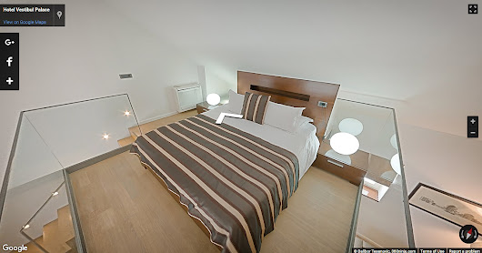 Hotel Vestibul Palace - Split - Croatia - Luxury Suite