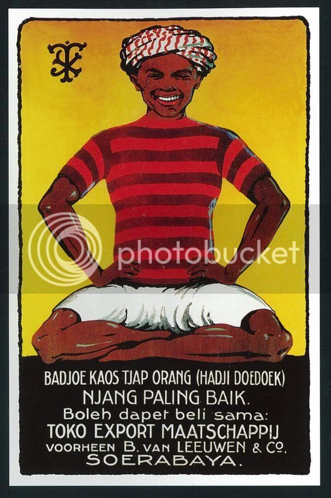 16 Gambar Iklan Sangat Jadul Dalam Sejarah Indonesia