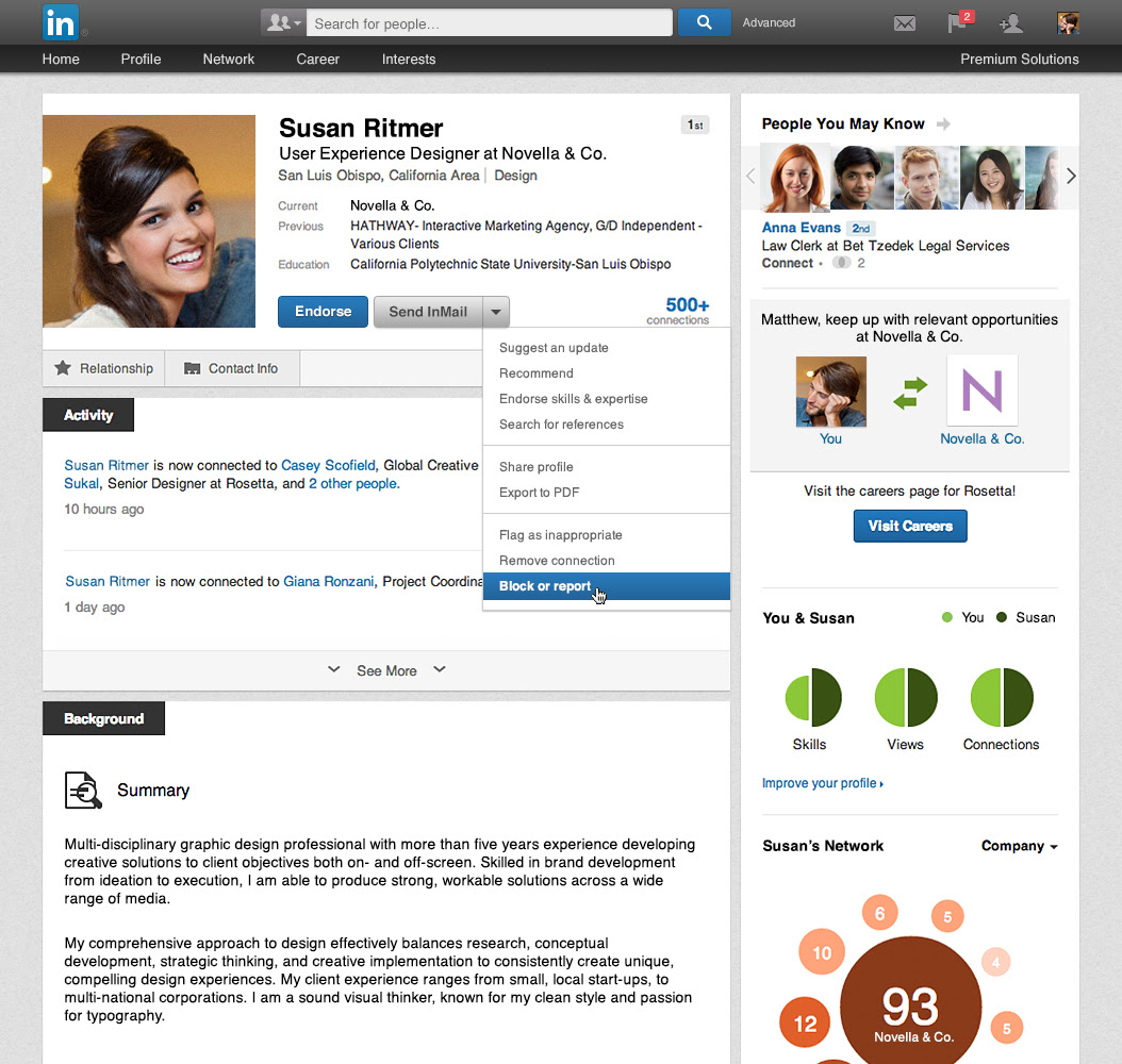 How to Upgrade Your LinkedIn Profile and Get Hired ...