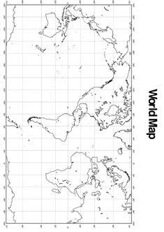Printable World Map With Latitude And Longitude Pdf Unique