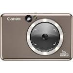 Canon IVY CLIQ+2 Instant Camera Printer, Smartphone Printer, Metallic Mocha (4519C004)