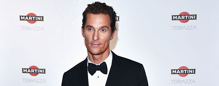 Matthew McConaughey marries Camila Alves (Photo by George Pimentel/WireImage)