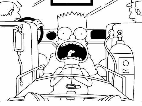 Get Inspired For Bart Simpson Coloring Pages