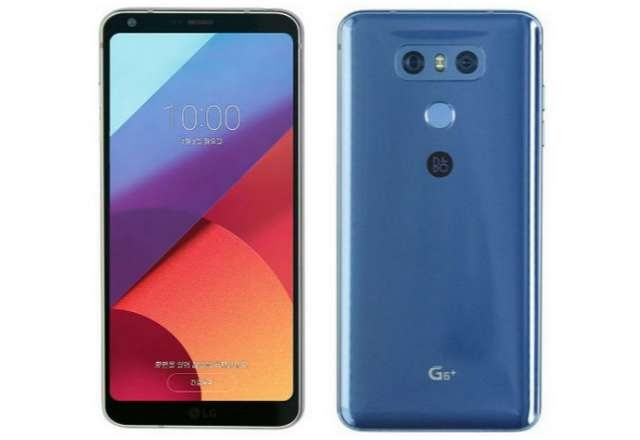 LG G6+ with 128GB Storage, Qi Wireless Charging Announced ...