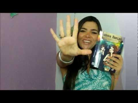 Tammy Luciano apresenta seu novo livro: Garota Replay