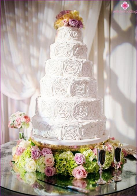 Wedding Cake 2016: Trends and ideas