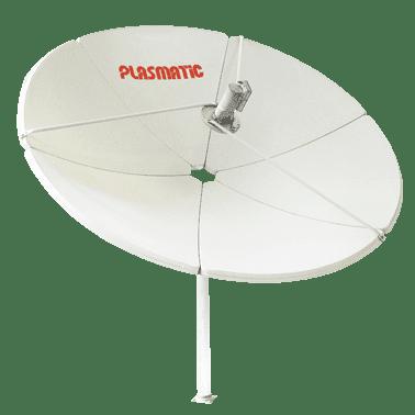 Antena Parabólica – Sintonia e Programação passo a passo