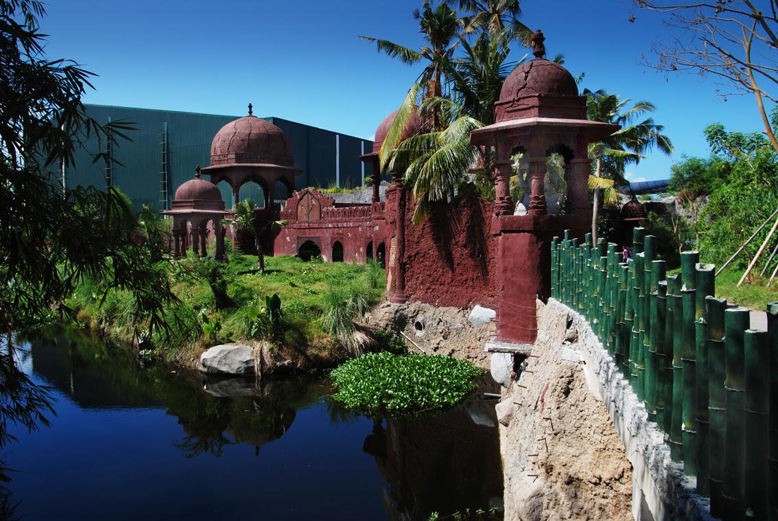 Bali Safari and Marine Park, or Taman Safari III is a ...