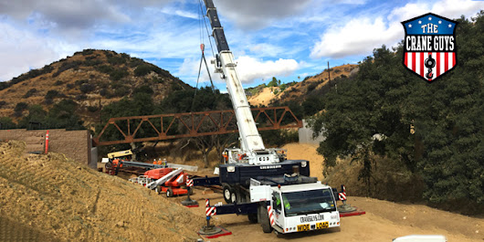 Mobile Crane Services • 3 to 265 Ton Cranes Available Now
