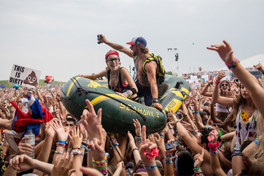 The top 10 dance music festivals in Toronto for 2015