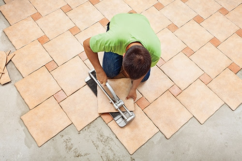 Tool List for Floor Tile - Extreme How To