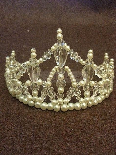 Crystal Crown are very popular in weddings! Every woman