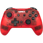 KMD Wireless Pro Controller for Switch, Red
