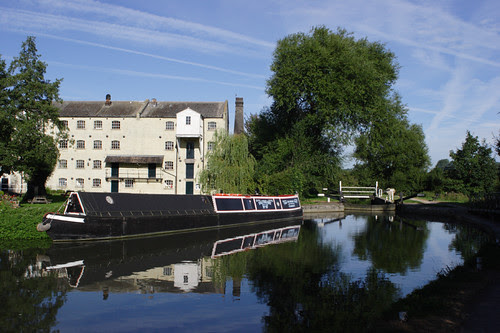 Parndon Mill, River Stort