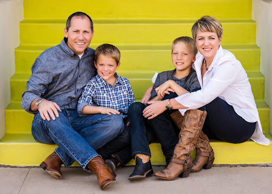 Matt, Jenny, Aiden, and Logan {Dallas Ft. Worth Family Photographer}