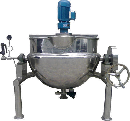 Ghee Kettle manufacturer, Ghee Making Equipment - Butter Melting Vat Manufacturer