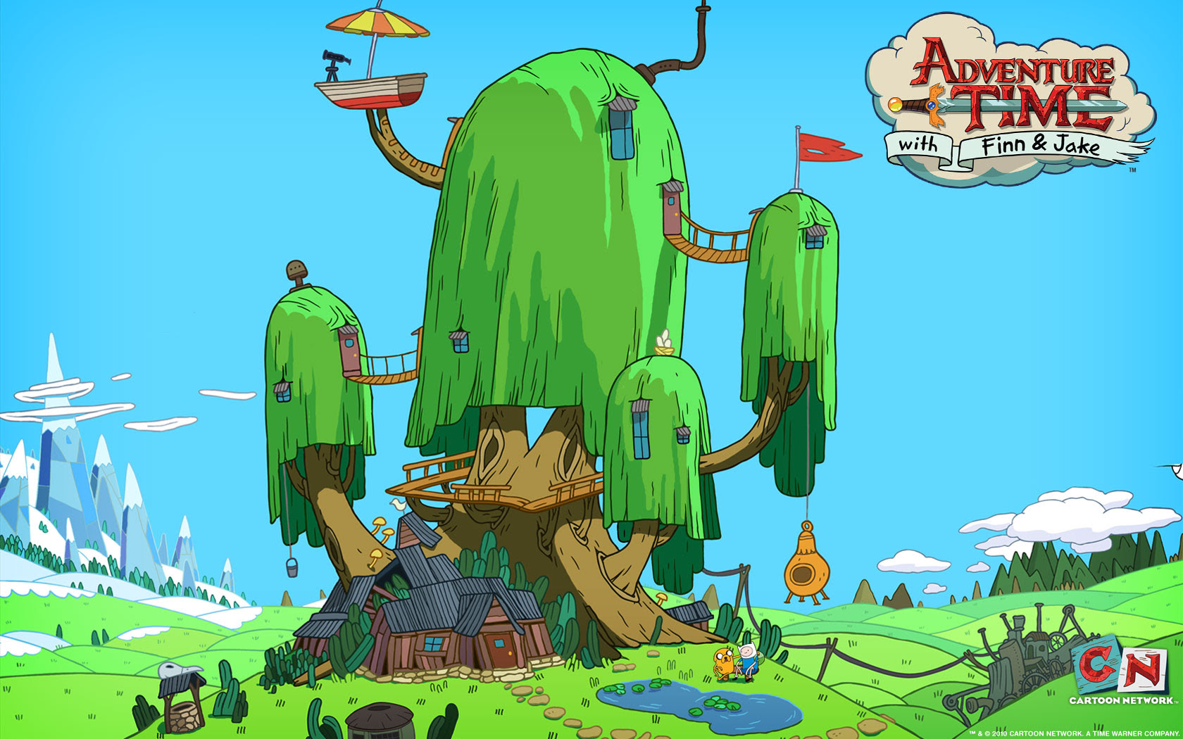 Adventure Time Wallpaper 1680x1050 37249