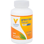 The Vitamin Shoppe Green Tea Extract, Capsules - 100 count