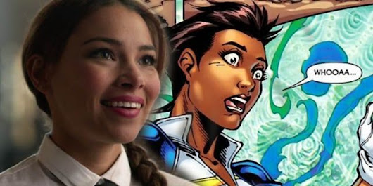 'The Flash': Here's Why the Mystery Girl Is Jenni Ognats