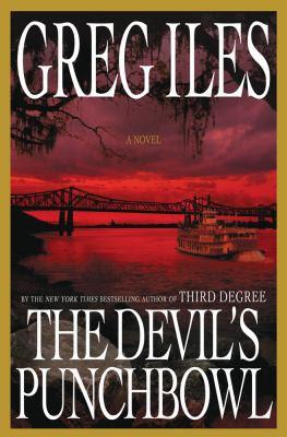 Cover Art for The devil's punchbowl