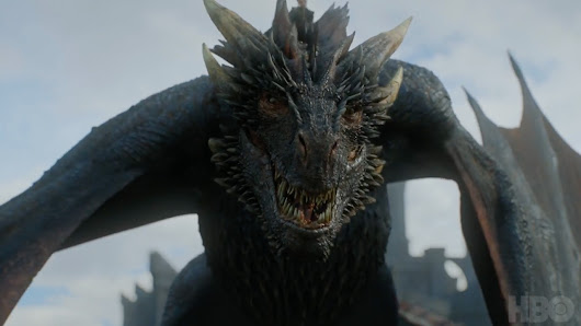 GAME OF THRONES Season 7 - The Art of VFX
