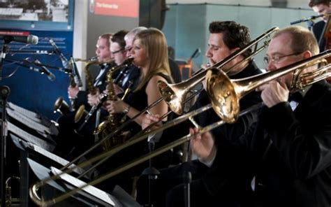 Hire 1940s Swing Band from Nottinghamshire