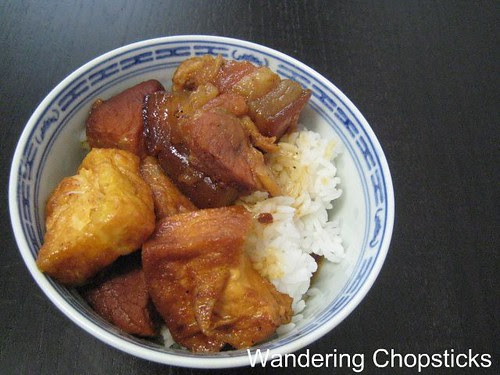 Thit Kho Dau Hu (Vietnamese Braised Pork with Tofu) 1