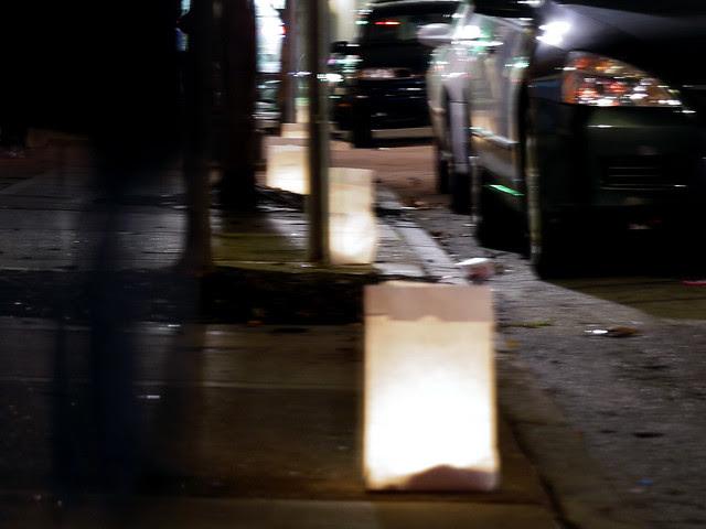 Light up OTR