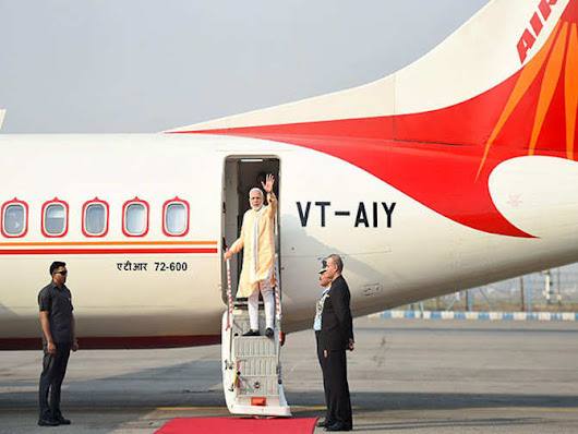 PM Modi arrives in Sochi to hold informal summit with Putin