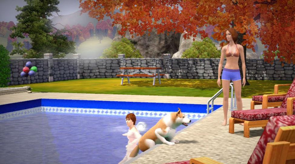 The Sims 3 Pets Xbox 360 Cheats - Artstage