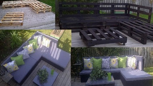 How To Make DIY Pallet Furniture | How To Instructions