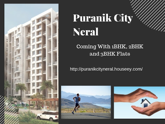 This Dhanteras Buy A Dream Home At Puranik Future City Neral