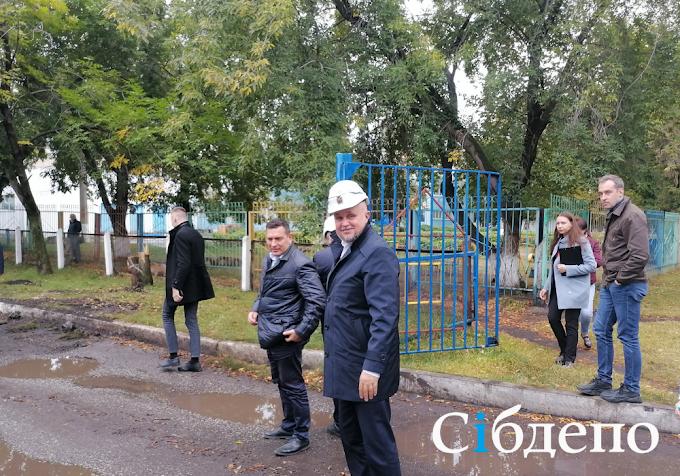 """""""Путинский детский сад"""" в Новокузнецке станет примером для всех других • Новости"""