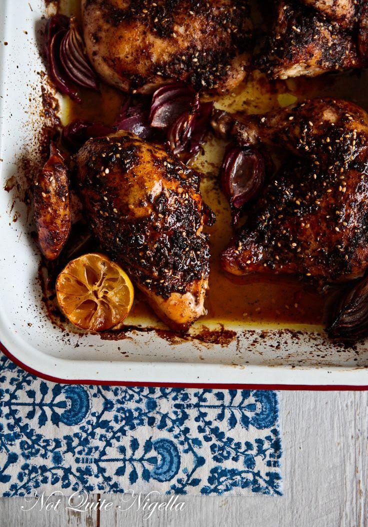 Spice Rubbed Chicken