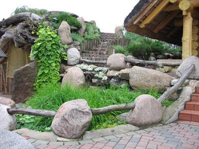 каменная лесница