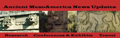 Ancient MesoAmerica News Updates Banner