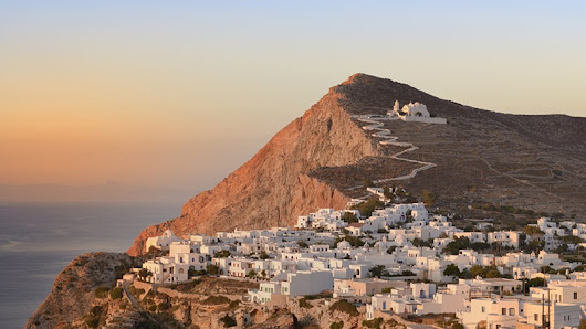 A Guide To Cyclades Island Hopping - Villa Like Home Blog