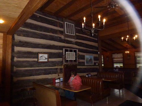 Log Cabin--Elkton, Virginia