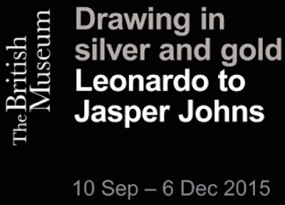 Drawing In Silver & Gold