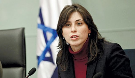 Deputy Foreign Minister Tzipi Hotovely calls for Gradual Sovereignty