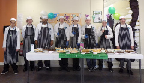 World's Biggest Coffee Morning | Greenbank College - Liverpool