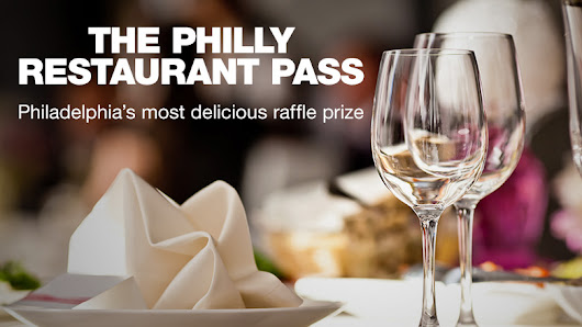 The Philly Restaurant Pass | The Dude Hates Cancer