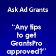Tips For Applying to GrantsPro