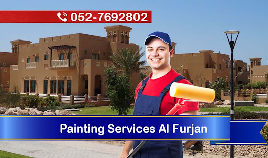 Painting Services Al Furjan 0527692802 Home Maintenance Dubai