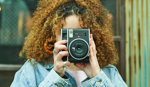 The Best Looking Instant Camera: Fujifilm Launches the Instax Mini 40
