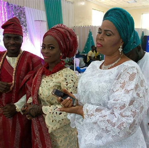 Ibrahim Chatta Remarries On October 1st.See His New Wife